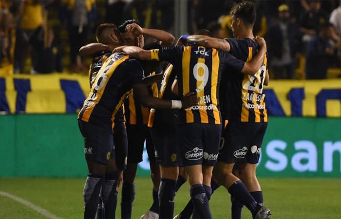 Rosario Central vence a San Martín de San Juan en la Superliga