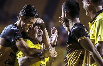 Maradona y los Dorados listos