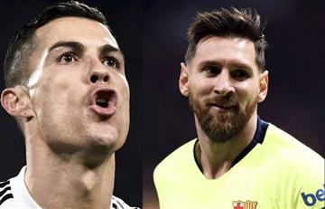 Lionel Messi supera a Cristiano Ronaldo