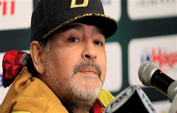 Maradona contra la Conmebol