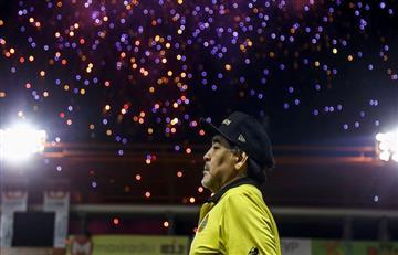 Maradona y sus Dorados están a 90 minutos de la gloria