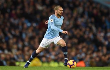 Manchester City se mantiene en la punta