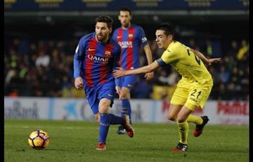 Liga Santander: Barcelona recuperó la punta y el Atlético Madird rescató un empate
