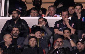 Maradona: Fin del sueño dorado