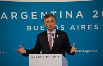 Mauricio Macri reflexionó sobre el superclásico