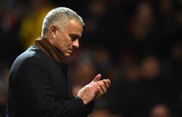 Mourinho no cree que lo están saboteando