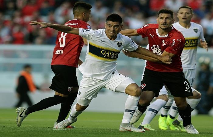 Superliga: Boca Juniors ganó y ahora se enfoca en River
