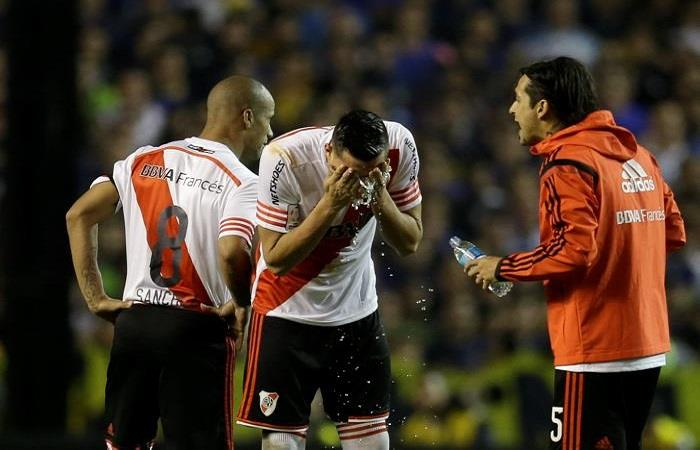 River vs Boca: otros bochornos por Copa Libertadores