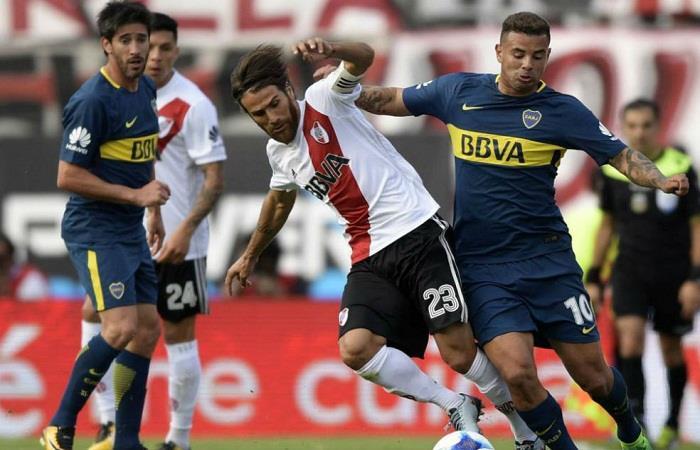 El domingo se jugará la final tan esperada entre Boca y River. Foto: AFP