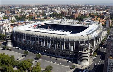La Libertadores, la joya que le faltaba al estadio Bernabéu