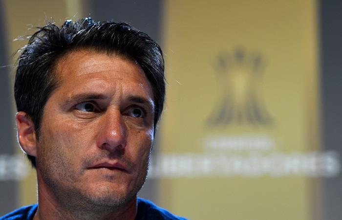 Gulliermo Barros Schelotto ya ganó la Libertadores como jugador de Boca Juniors. Foto: AFP