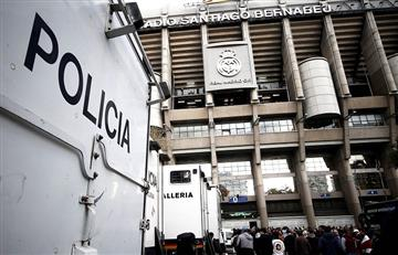 La seguridad es el centro de atenciones en Madrid