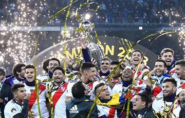 River Plate consigue la Libertadores número 25 para Argentina