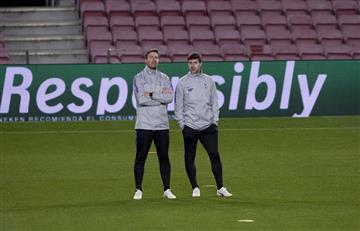 Champions League: Tottenham busca la clasificación ante el Barcelona