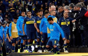 Calificaciones a los jugadores de Boca Juniors en la Final de la Libertadores