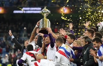 River Plate levantó su cuarta Copa Libertadores