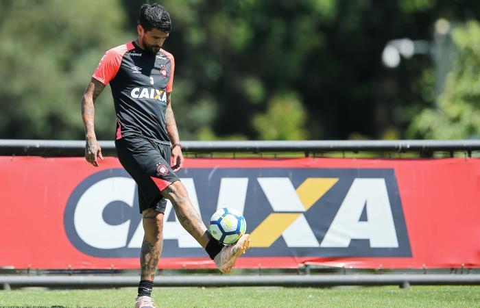 [PERFIL] Lucho González, con 37 años, es 'el capo' de Paranaense