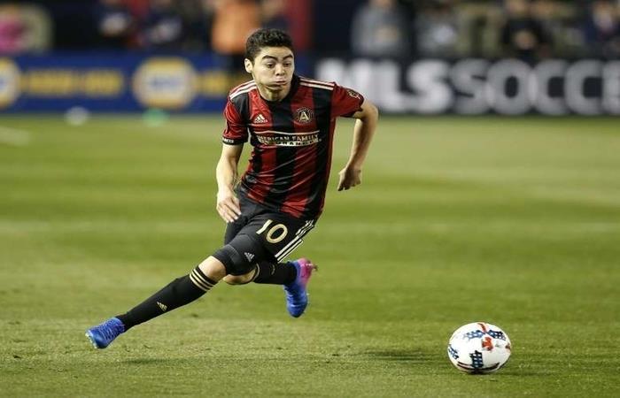 El Atlanta United tendría varias ofertas sobre la mesa por Almirón. Foto: AFP