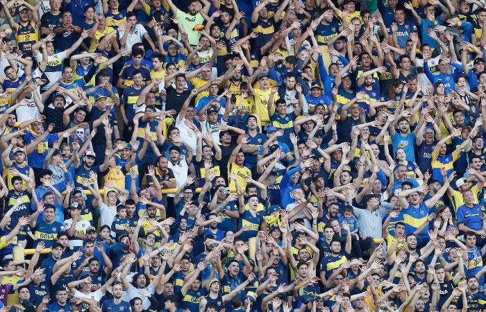 El 12 de diciembre se celebra el día del hincha de Boca Juniors. Foto: twitter @BocaJrsOficial