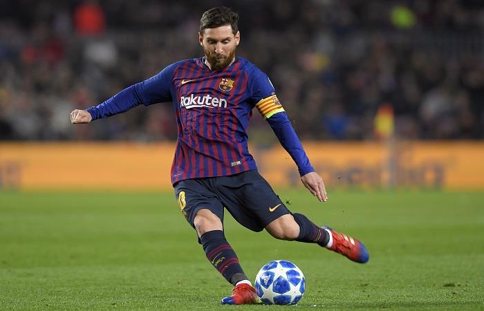 El Barcelona clasificó sin problemas a la próxima etapa. Foto: AFP