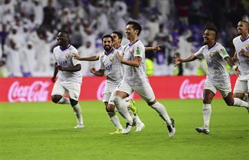 Al Ain se quedó con el primer partido