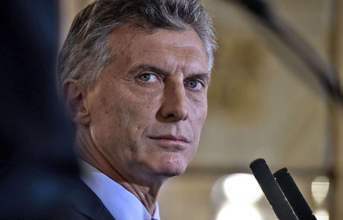 El apellido Macri aparece en una nueva polémica. Foto: AFP