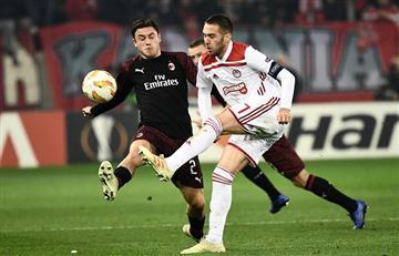 Los fracasos del Milan se van haciendo costumbre