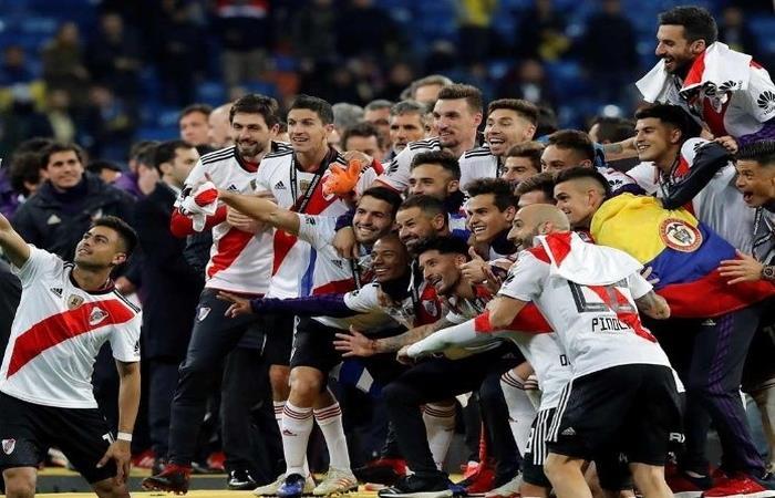 River buscará ser el primer campeón mundial argentino desde el mundial de Boca en 2003. Foto: AFP
