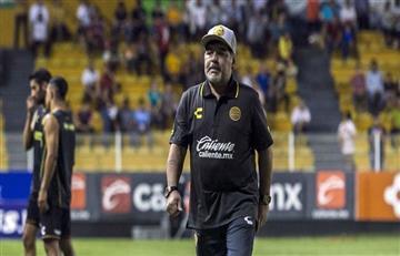 El nuevo capricho de Maradona