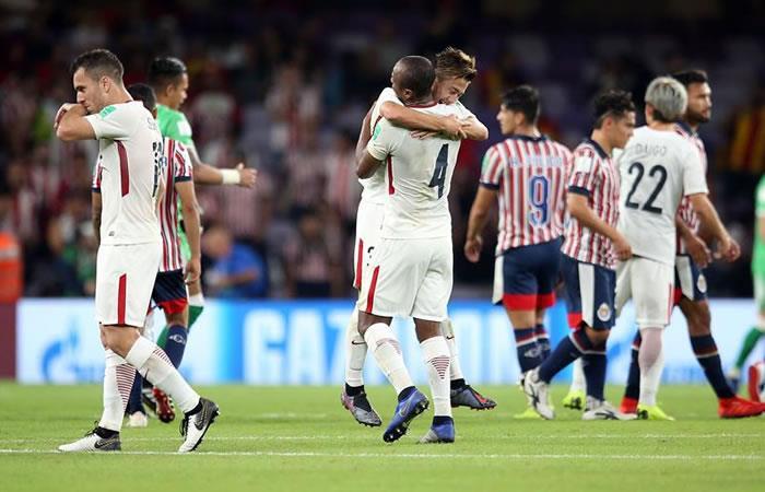 Kashima Antlers sorprendió y va por el Madrid tras derrotar a Guadalajara. Foto: EFE