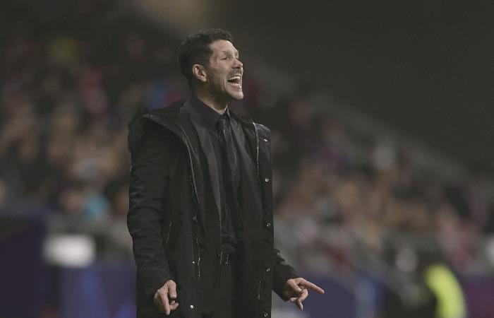 Diego Simeone se plantea ir a un grande de Italia