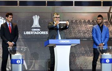 Boca en el 'grupo de la muerte' de Libertadores