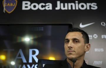Burdisso es el nuevo director deportivo de Boca Juniors