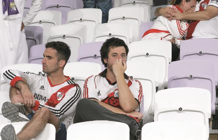 Mundial de Clubes: ¡Catástrofe! River Plate no pudo con Al Ain