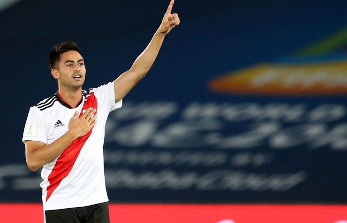 River Plate: Pity Martínez se despide de los 'millonarios'