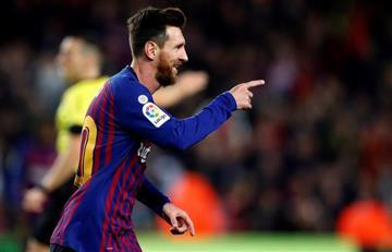 ¡Bienvenido! Lionel Messi está en la Argentina