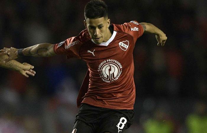 Maxi Meza se va a México