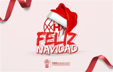 Huracán lanzó indirecta a Gustavo Alfaro en pleno mensaje de Navidad