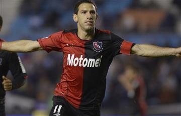 Maxi Rodríguez regresa a Newell's Old Boys