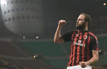 El 'Pipita' se queda en Milán