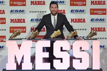 Messi no solo gana en Barcelona; también se impuso en Madrid