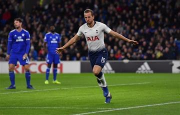 El Tottenham de Pochettino arrancó goleando en este 2019