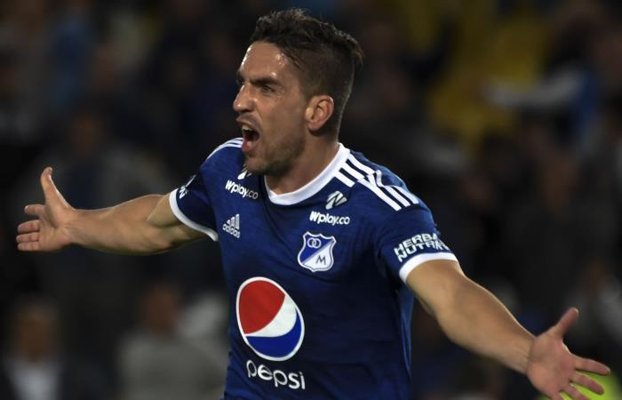 Gabriel Hauche regresa a Argentinos después de 10 años. Foto: AFP