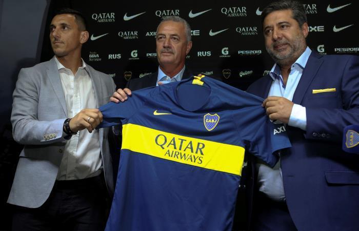 Gustavo Alfaro afirma que Boca Juniors