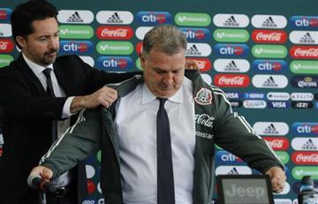 Martino asume dirección técnica de selección mexicana