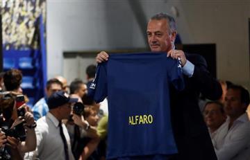 Este fue el primer once titular de Boca que paró Gustavo Alfaro