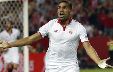 Gabriel Mercado y sus 100 partidos con Sevilla