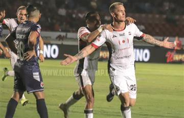 Leonardo Ramos le dio la victoria a los Lobos de México [VIDEO]