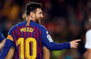 ¡Inmenso! Messi llegó al gol 400 en Liga