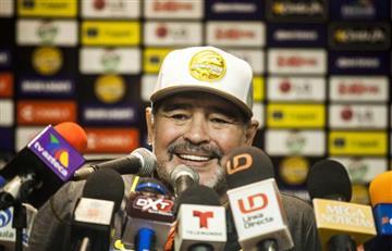 Maradona, operado por sangrado en el estómago